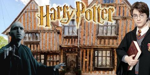 La maison d'enfance d'Harry Potter est en ven...