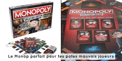 Enfin une édition Monopoly spécialement pour...
