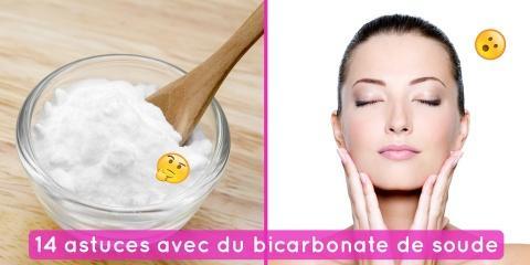 14 façons malignes d'utiliser le bicarbonate...