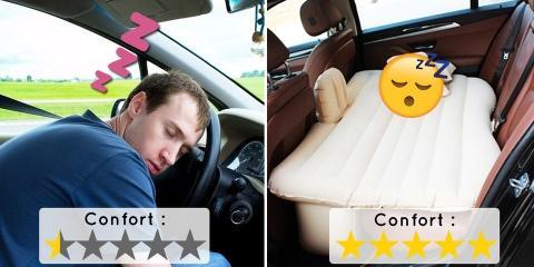 Dormez dans votre voiture sans vous faire un...