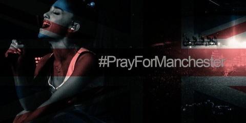 Attentats de Manchester : Twitter entre homma...