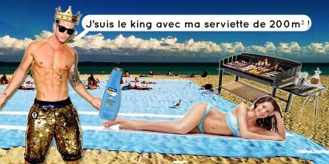 10 astuces pour être le roi de la plage en va...