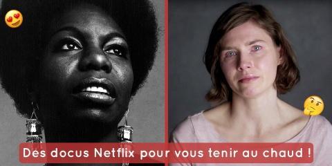 6 documentaires Netflix à regarder pour chang...