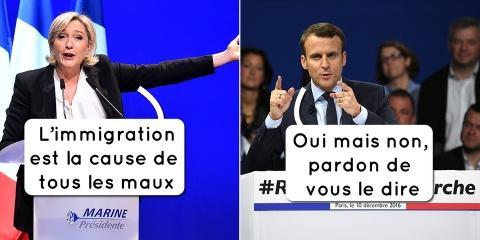 Présidentielles: les propositions de Macron e...