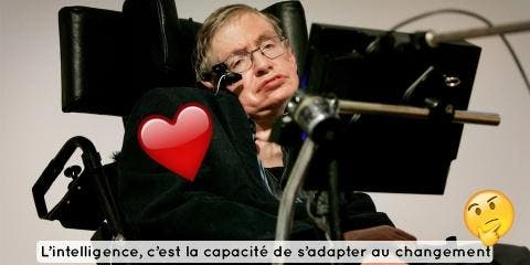 10 citations de Stephen Hawking qui vont vous...