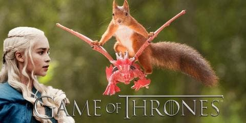 Un photographe rend hommage à Game of Thrones...