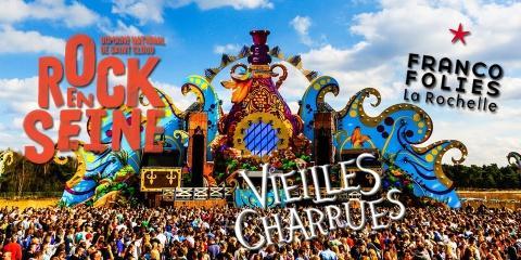 12 festivals à ne pas manquer cet été partout...