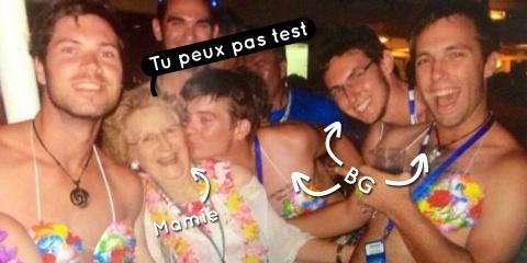 13 photos de grands-parents pas comme les aut...