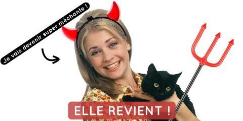 Sabrina l'apprentie sorcière revient, et ça v...