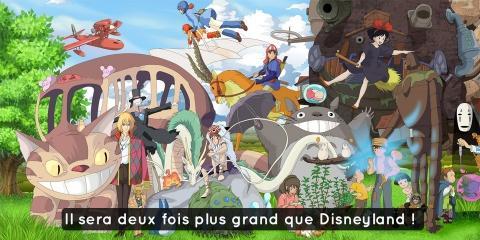 Avis aux fans : un parc d'attraction Ghibli v...