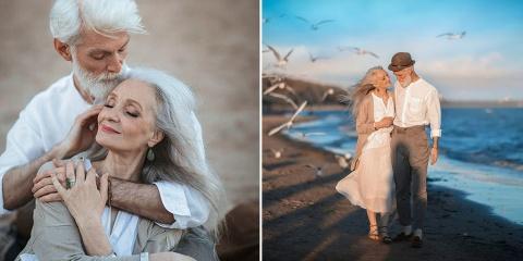 Une artiste russe prouve que l'amour n'a pas...