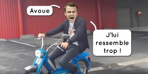 Lequel de ces sosies d'Emmanuel Macron vous f...
