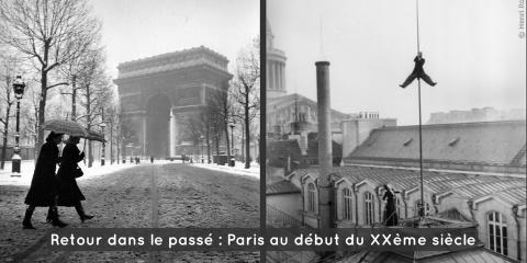 Ces photos vont vous montrer Paris telle qu'o...