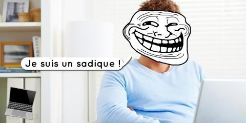 Selon une étude, les «trolls» d'internet so...