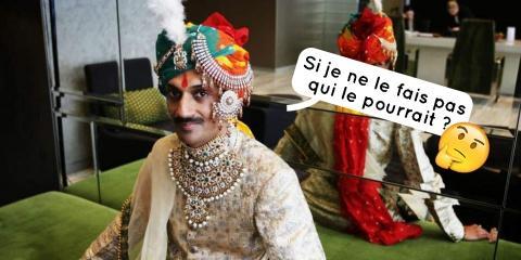 Un prince indien va ouvrir un centre LGBT dan...