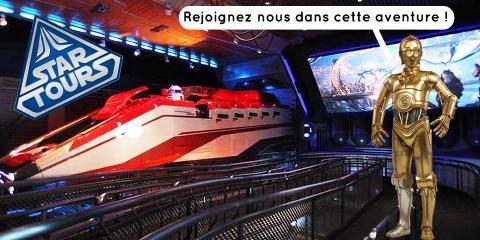 Disneyland Paris : Star Wars revient sur le d...