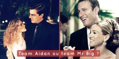 Voici pourquoi Carrie ne finit pas avec Aidan...