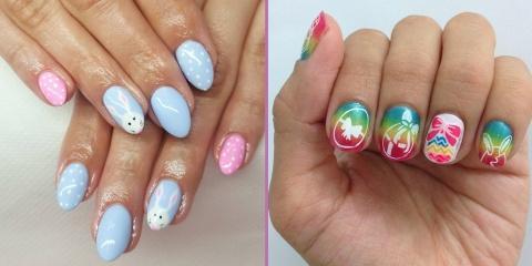 12 idées de Nail Art à réaliser pour votre we...
