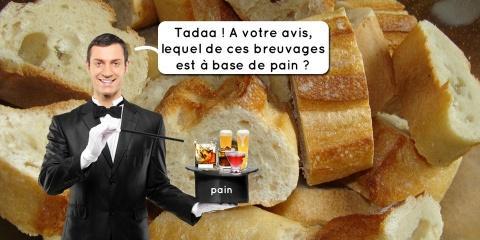 Zéro gâchis : il utilise le pain rassis et en...
