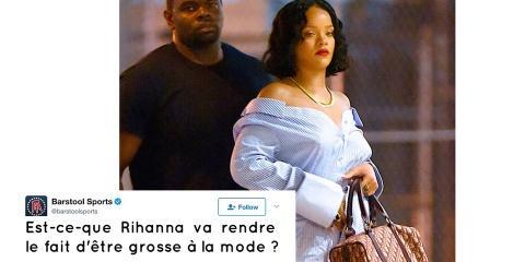 Rihanna en a marre du bodyshaming, et elle le...
