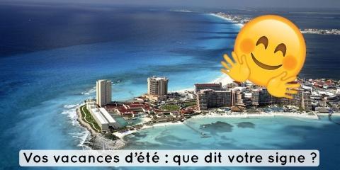 Où devrais-tu aller cet été en vacances selon...