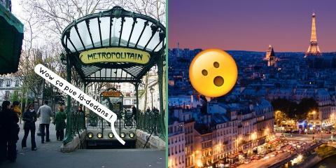 8 façons dont les non parisiens voient la cap...