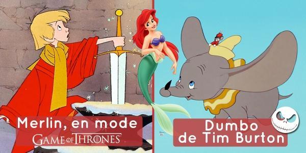 Disney prépare 19 remakes de ses dessins anim...