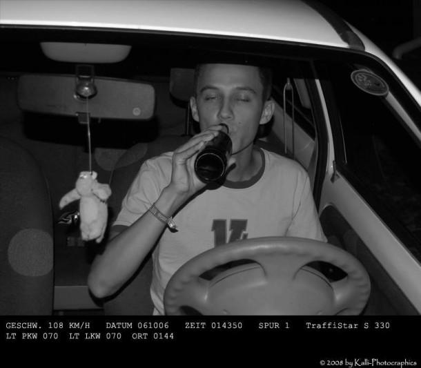 alcool radar