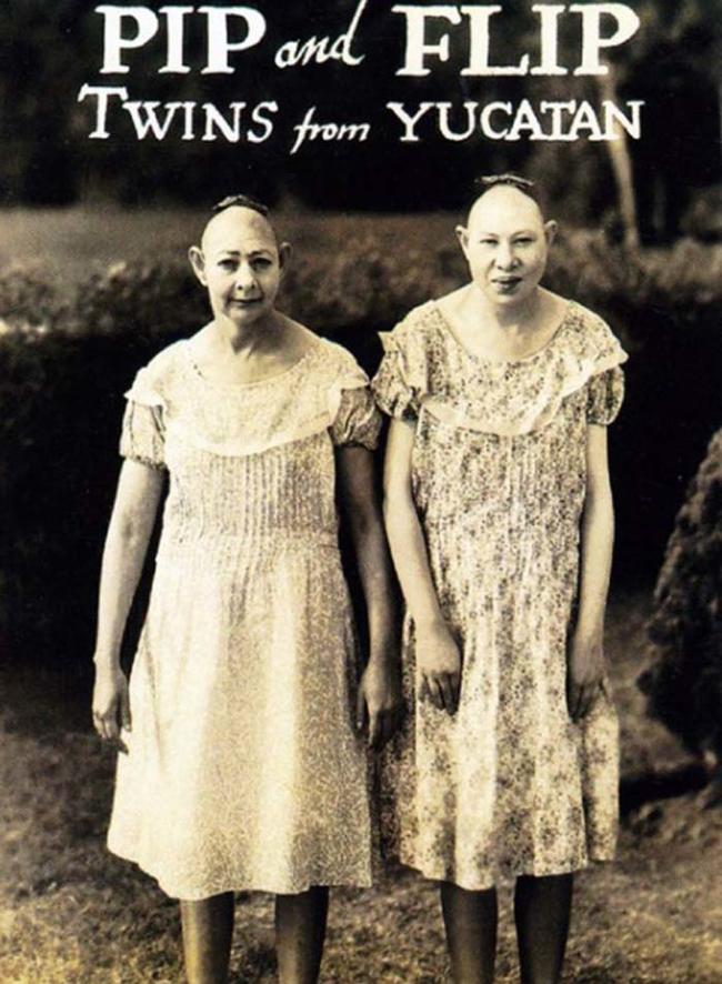 Ces photos vintage de quot monstres quot