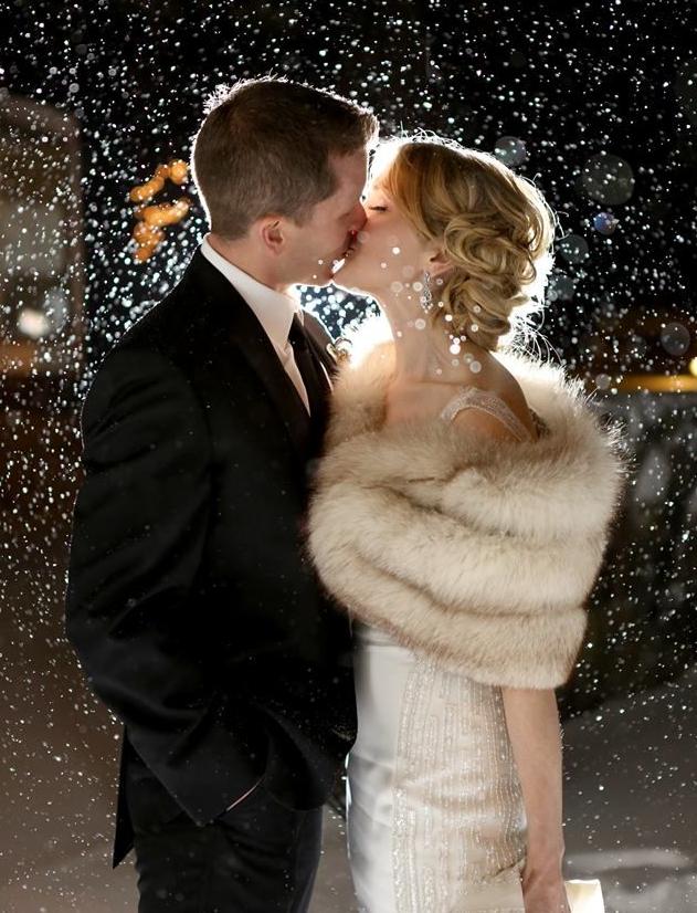 en exclusivit le mariage de la reine des neiges - Parapluie Mariage Pluvieux Mariage Heureux