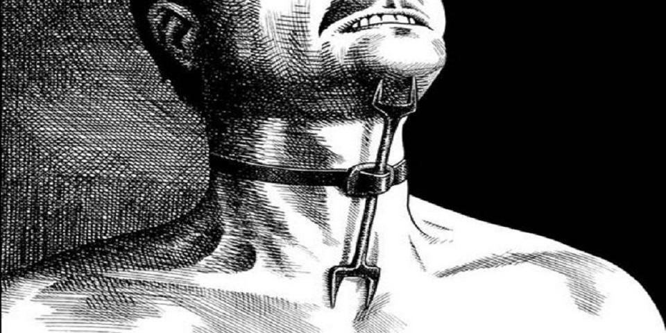 Bevorzugt 19 instruments de tortures qui vont vous terroriser à jamais ! TL46
