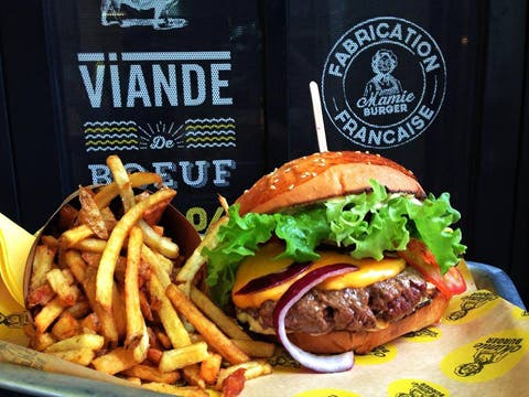 meilleur burger a paris
