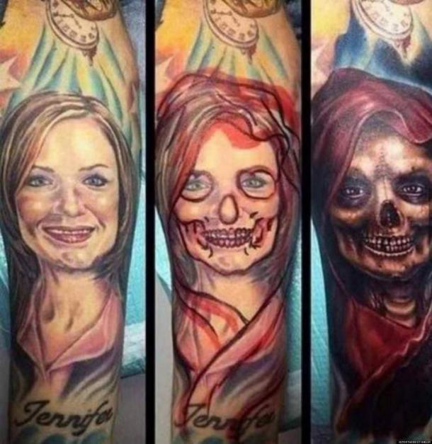 after before and up tattoos covered tribal ratés tatouages ont rattrapés, parfaitement 20 bravo ! été Ces