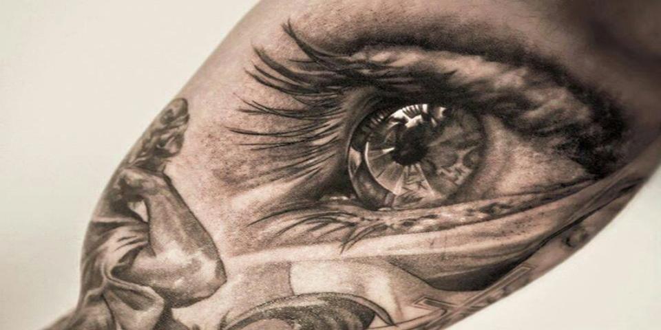 Ces 30 tatouages hyper r alistes vont vous scotcher devant votre cran page 3 - Tatouage oeil signification ...