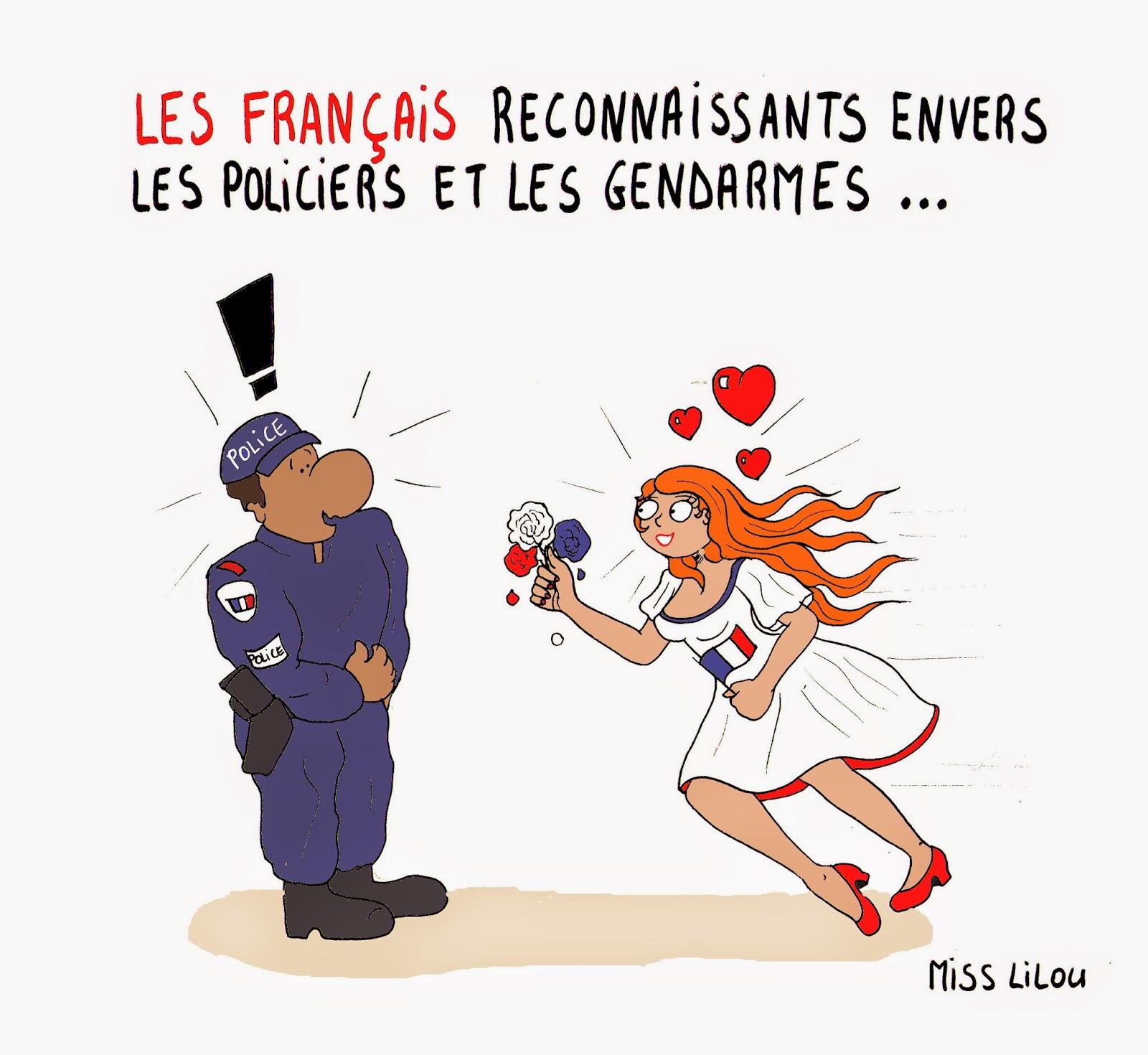 Les Gendarmes - Vivre Sans Toi / Petit Démon