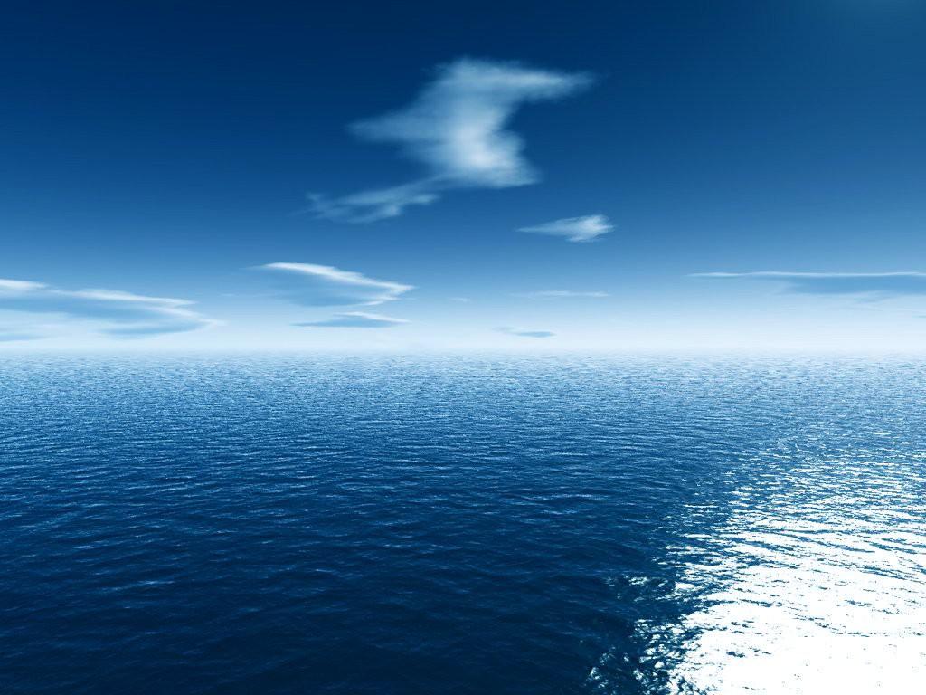 ocean geant sous terre