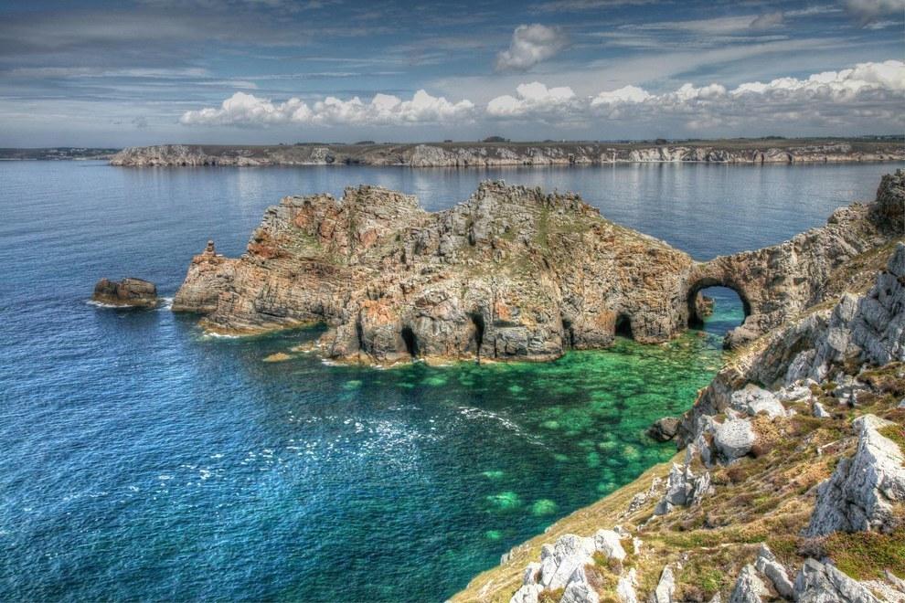 Bretagne sud paysage voyages cartes - Office de tourisme de grande bretagne en france ...