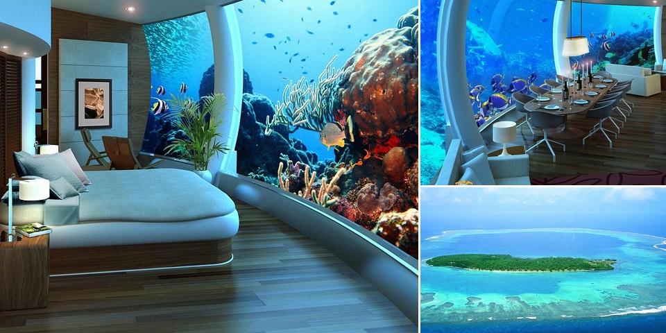Fantastique   Poseidon Resort  Le Premier H U00f4tel Sous