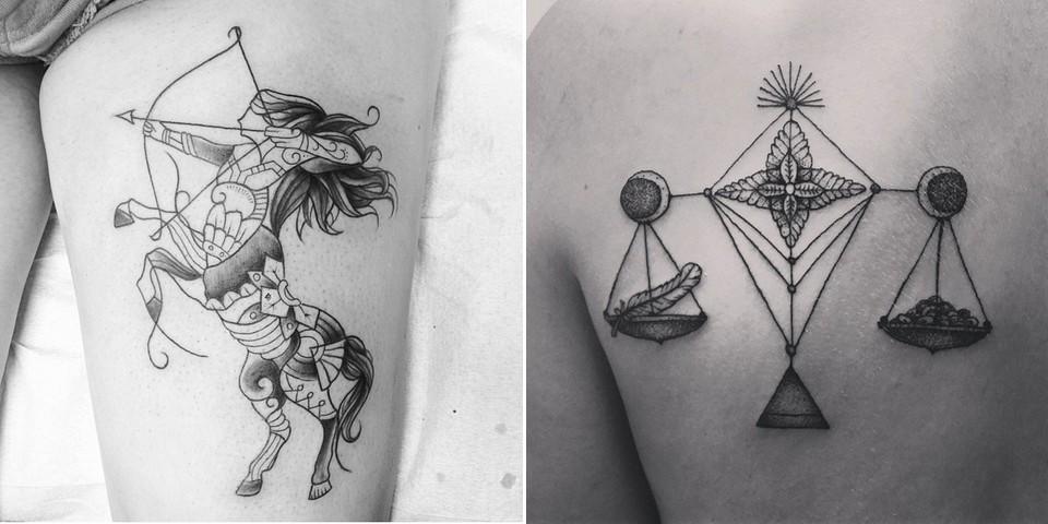 33 Idees Geniales De Tatouages Representant Tous Les Signes Du Zodiaque