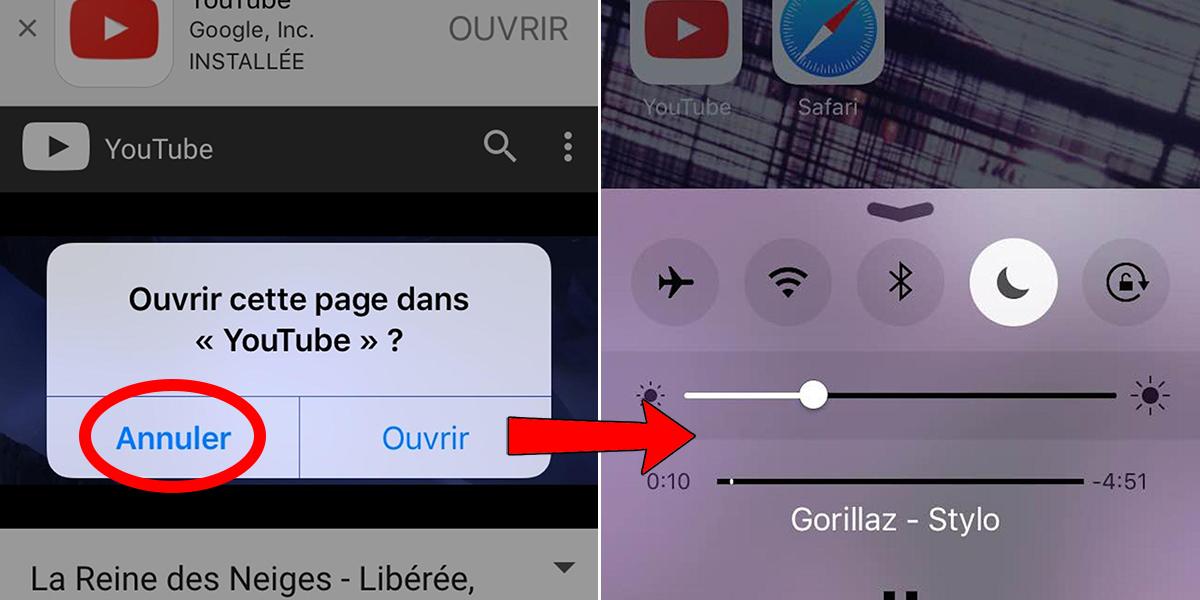 Application pour ecouter de la musique gratuitement sur android