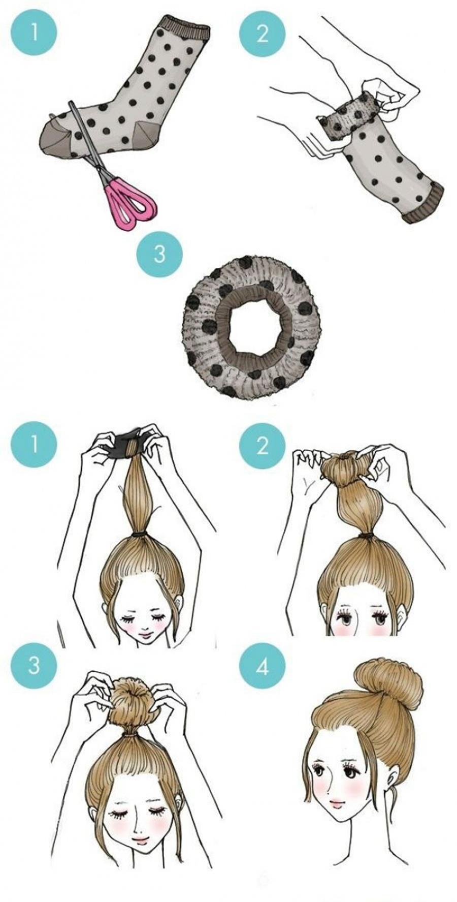 20 coiffures simples et stylées dont vous ne pourrez plus