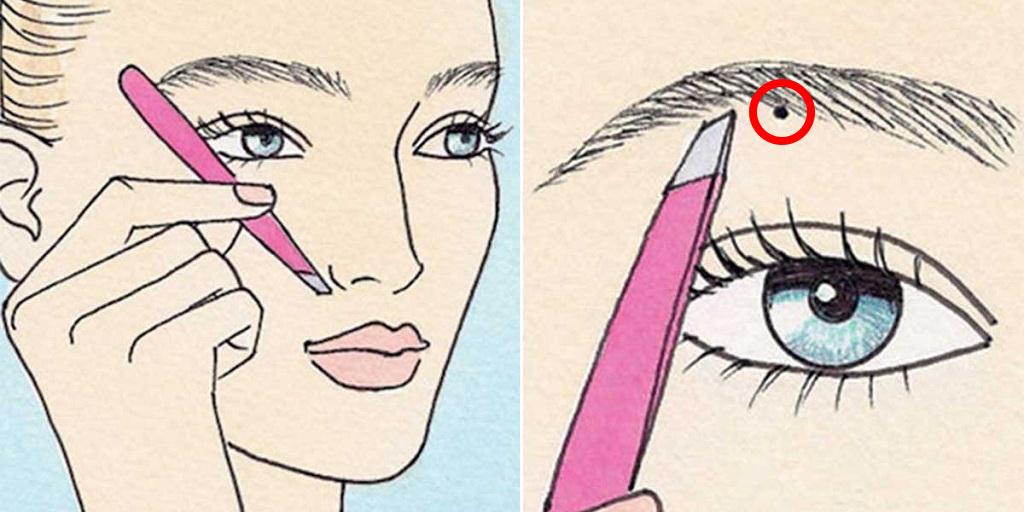 Populaire 8 étapes pour avoir des sourcils parfaits, la SEULE bonne méthode ! DH18