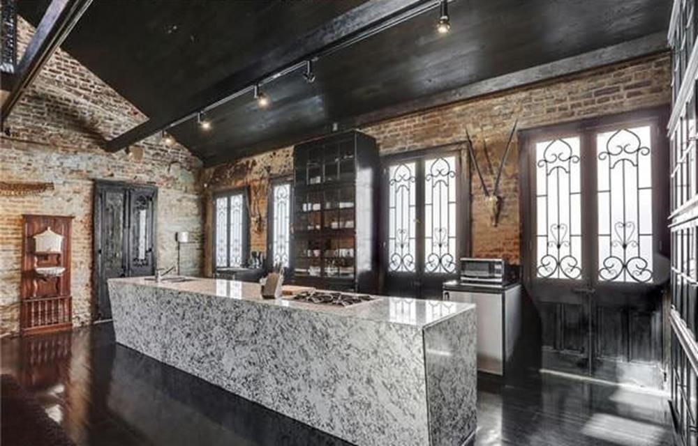 Comptoir Bar Maison. Interesting Table Haute De Bar Ricardo