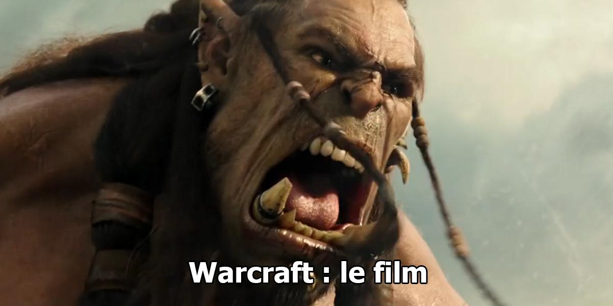 Смотреть фильм Варкрафт онлайн в хорошем качестве