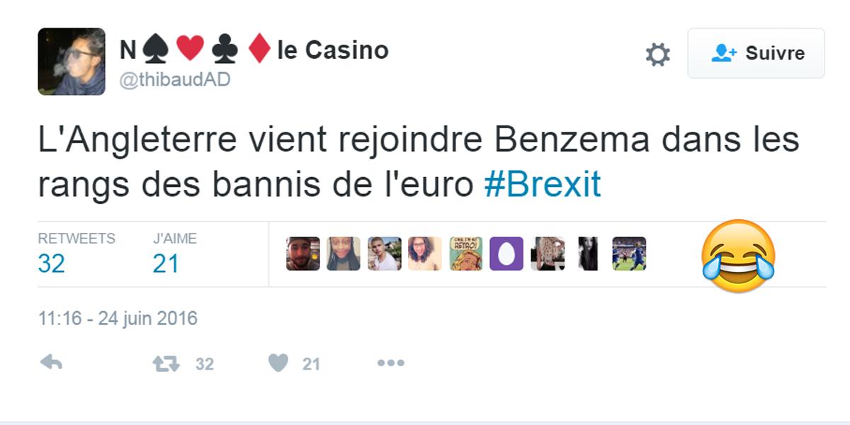 Brexit Twitter: #Brexit : Quand Les Twittos Parlent De La Sortie Des