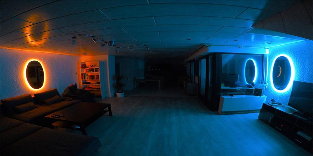 vous pouvez installez un portail spatio temporel dans votre propre chambre