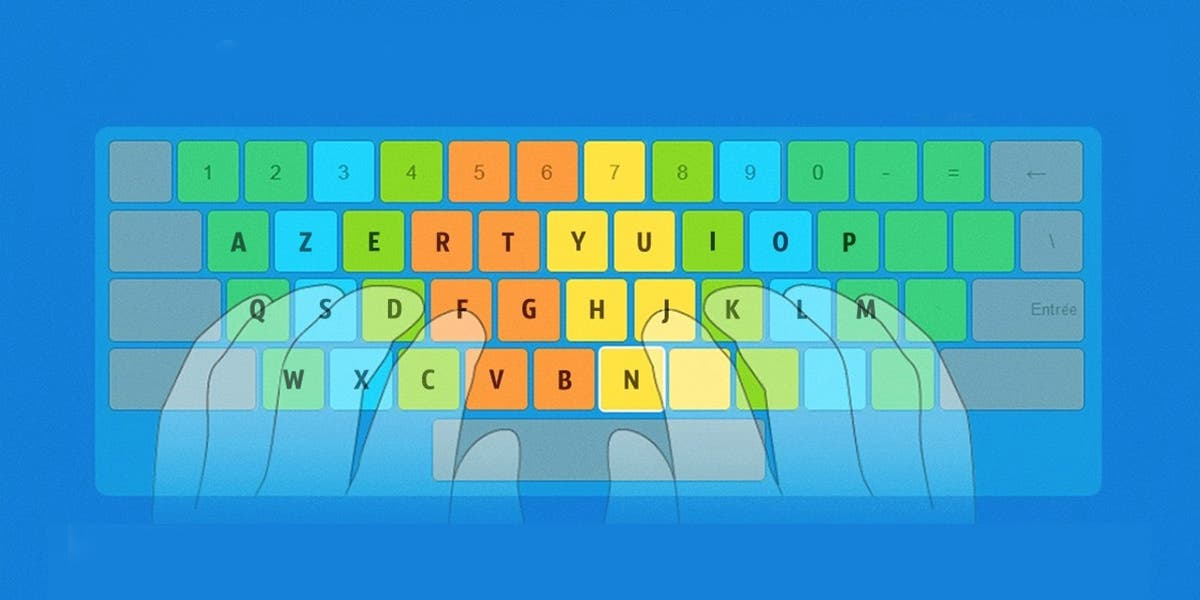 Apprendre clavier 2