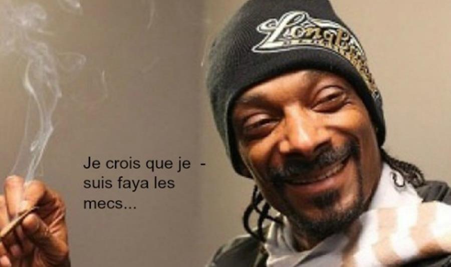 Snoop Dog défoncé