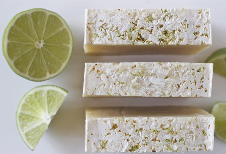 savons citrons artisanal