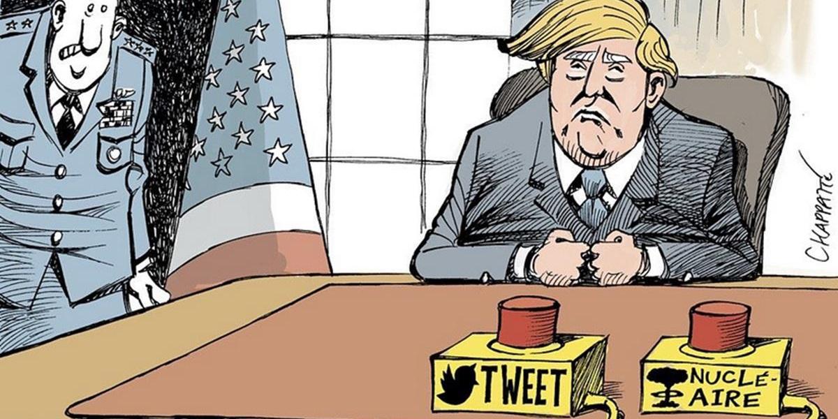 15 dessins sur le futur qui nous attend avec Trump Président des USA !